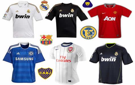 31d235ecd6d48 Subside Sports  5 páginas web para comprar camisetas de fútbol oficiales de  equipos