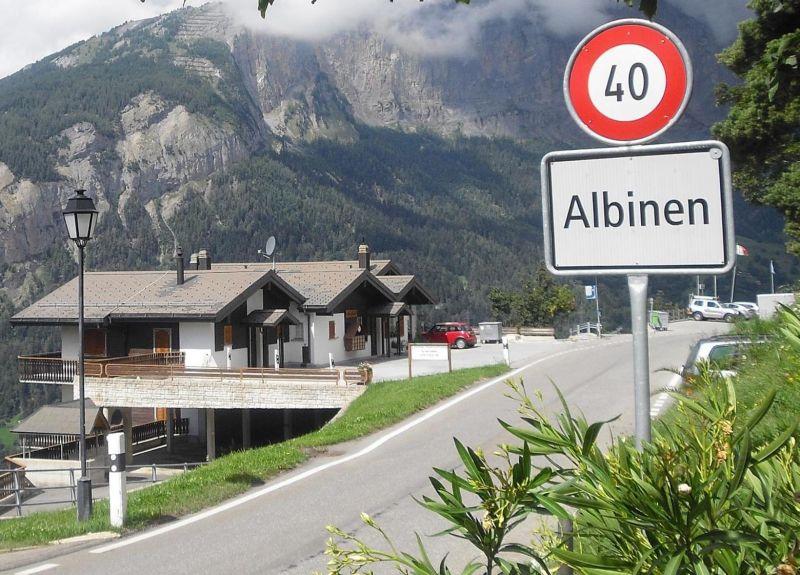 Albinen suiza