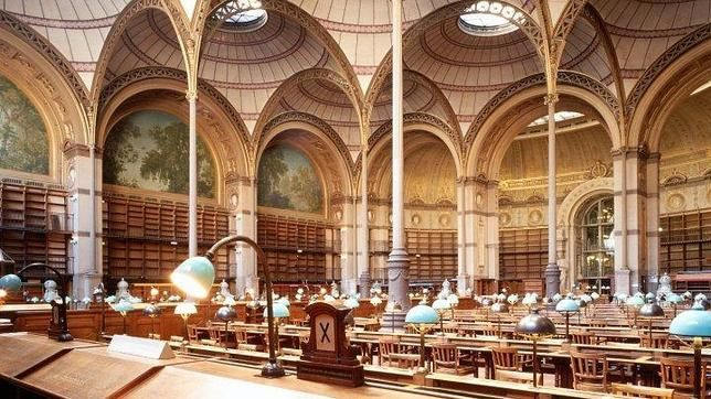 francia biblioteca