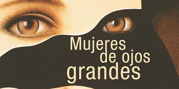 mujeres de grandes ojos