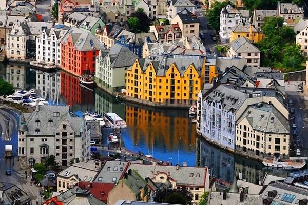 noruega-ausland