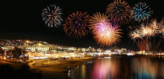 Fin de año sur de Tenerife