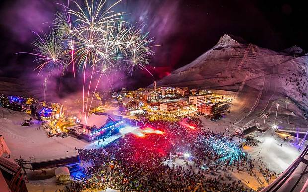 Tignes-on-new-years-eve