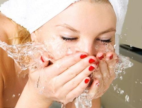 Lavar-el-rostro